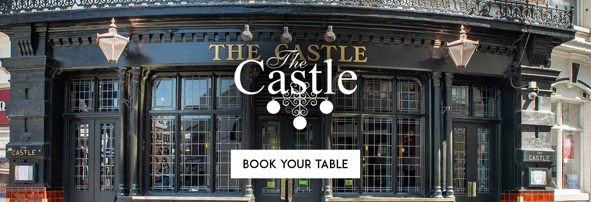 Book Your Table The Castle